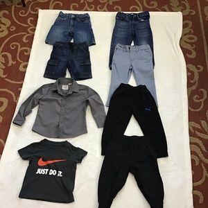 Bundle 2T Toddler Boy Clothes